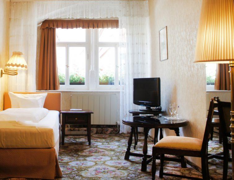 ローテンブルク ホテルアイゼンフート