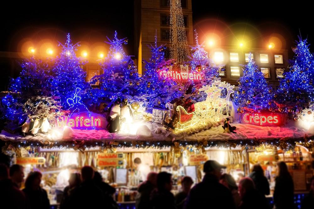 ドイツ クリスマスマーケット シュトゥットガルド