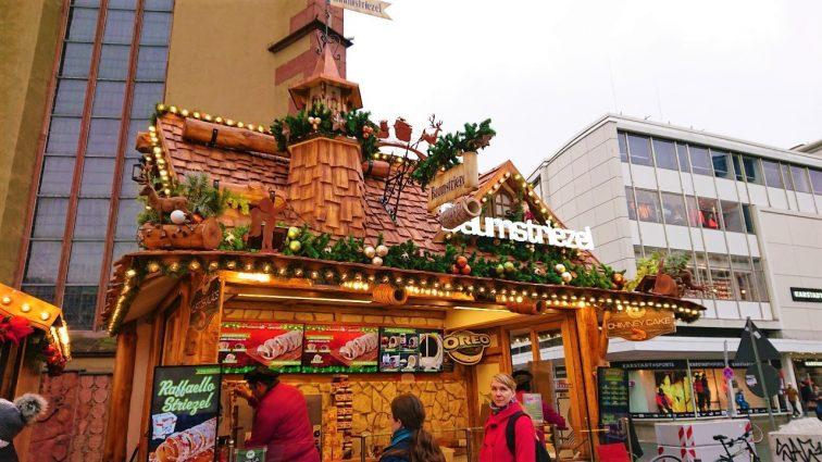 フランクフルト クリスマスマーケット
