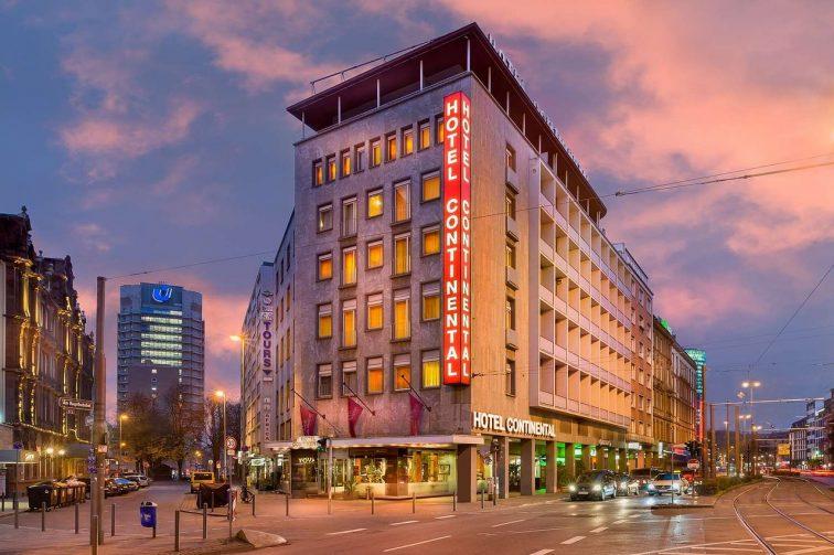 フランクフルト ホテル