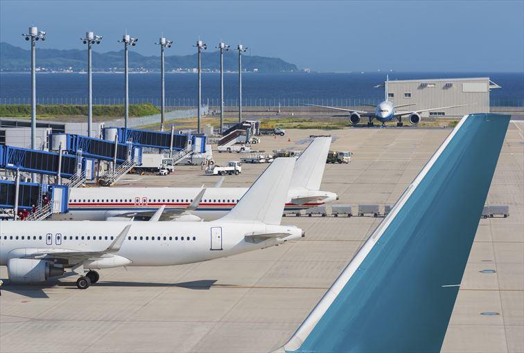 レストランやショップ、娯楽体験施設が充実している「中部国際空港セントレア」