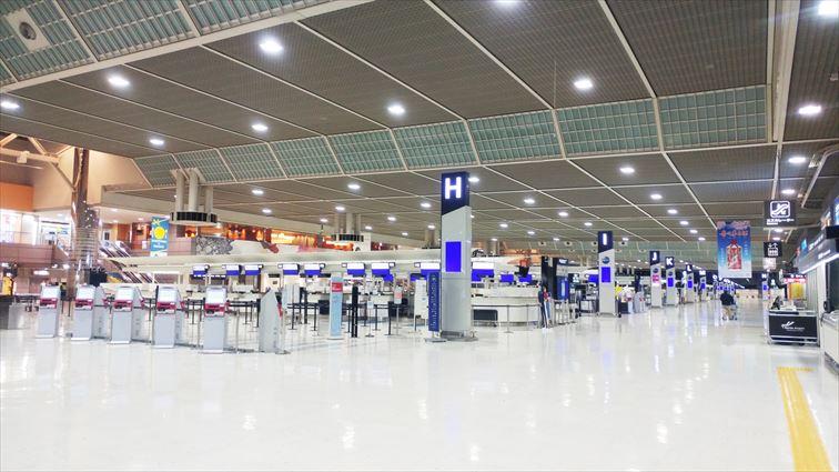 日本を代表する国際空港「成田国際空港」