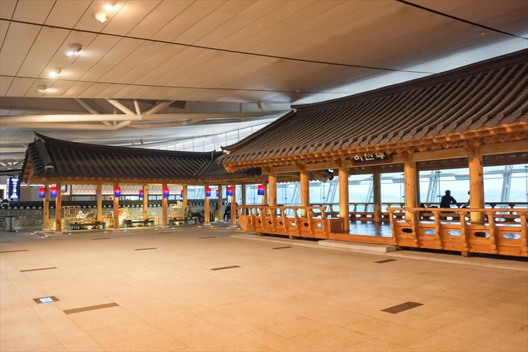 韓国グルメやショッピングを思う存分に堪能できる「仁川国際空港」