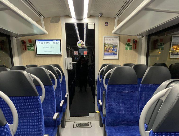 ミュンヘン中央駅からノイシュバンシュタイン城