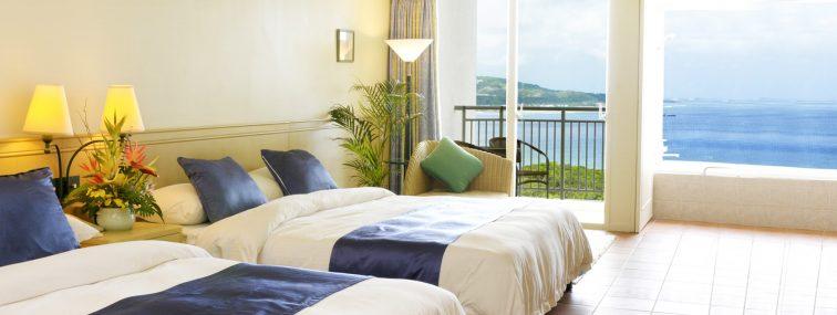guam hotel Onward Beach Resort room