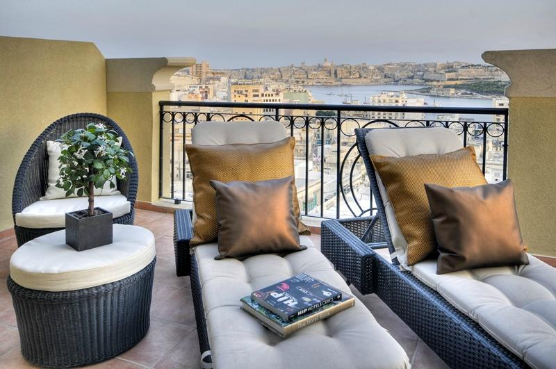 マルタ おすすめ高級ホテル