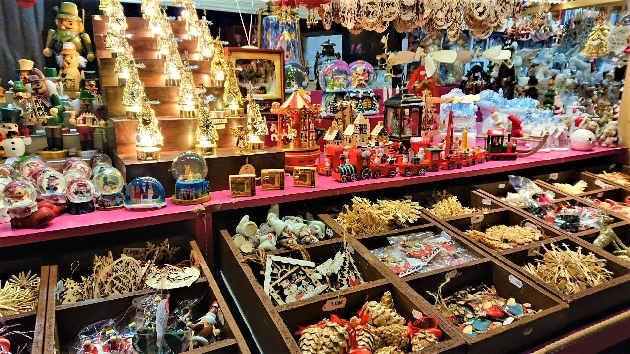 ミュンヘン クリスマスマーケット