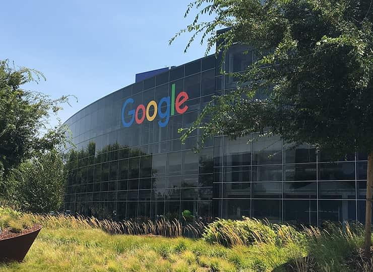 Google 本社