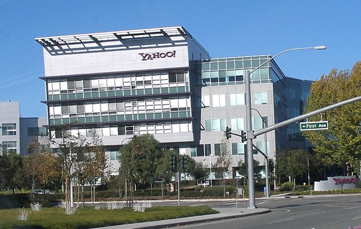 Yahoo!本社