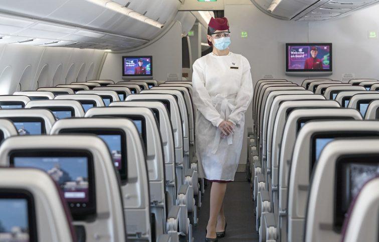 カタール航空 コロナ対策