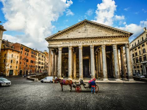 rome hotel tour