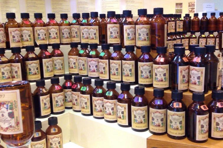 グラース 香水工場