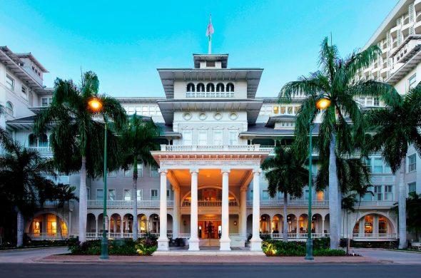 Moana Hawaii hotel