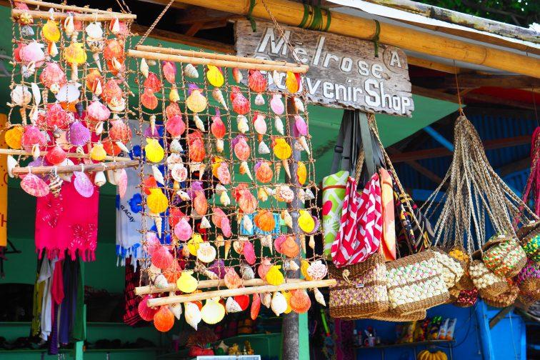 shop at boracay puka shell beach