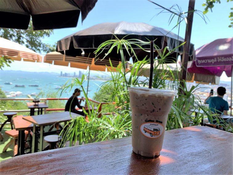 パタヤグルメ 絶景カフェ