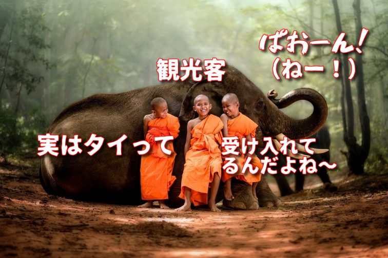 タイ コロナ 入国