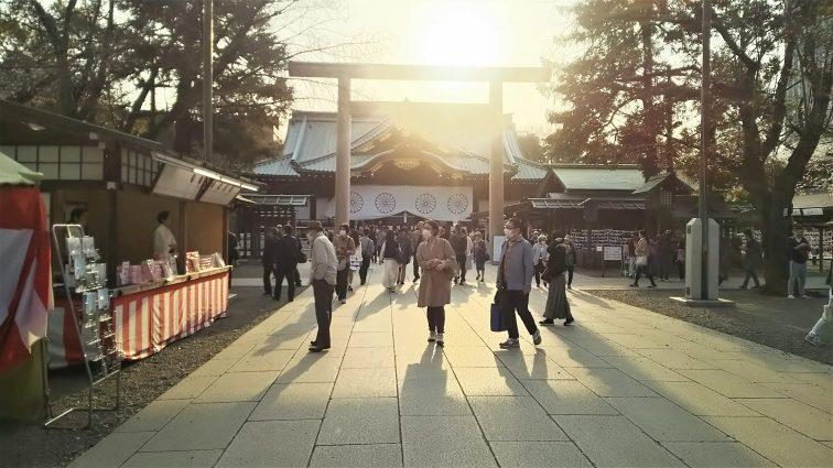 東京の初詣 コロナ