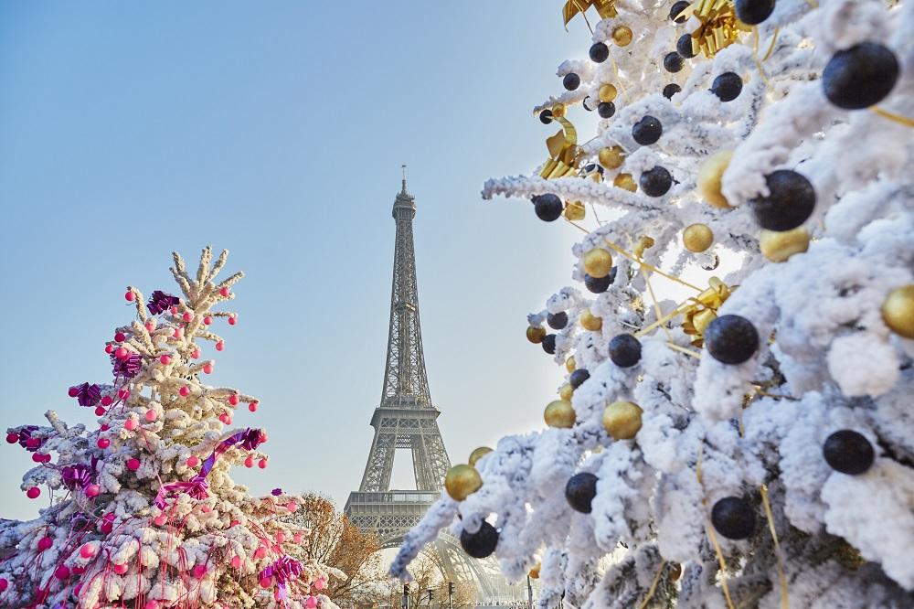 フランス パリ 年末年始
