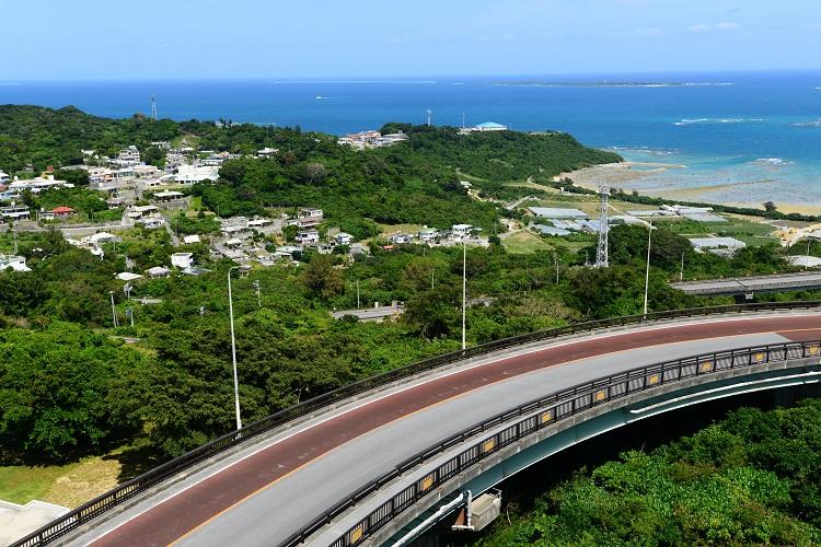 沖縄 ニライカナイ橋