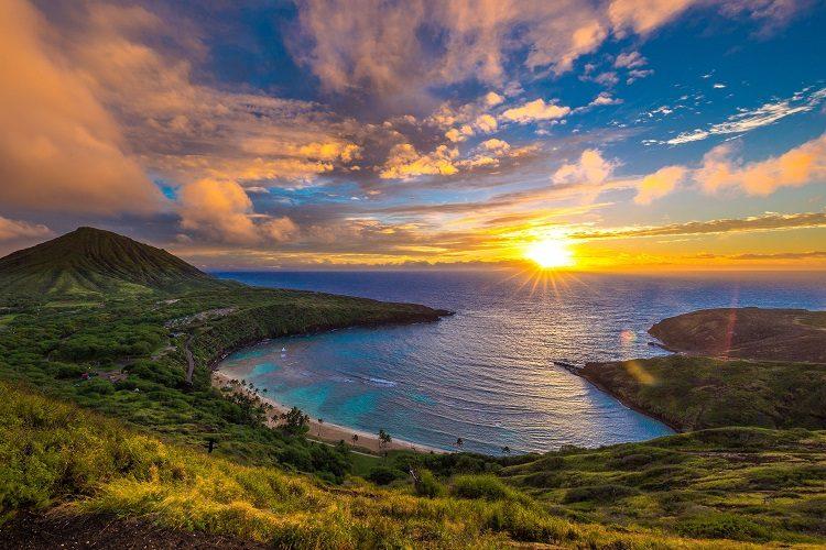 ハワイ 絶景