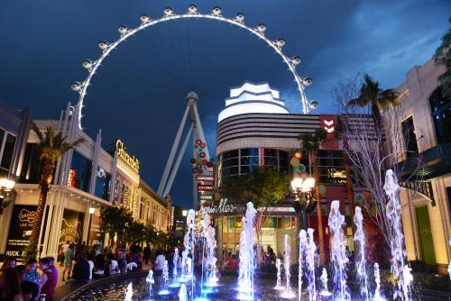 ラスベガスの美しい風景(イメージ) ©Las Vegas News Bureau