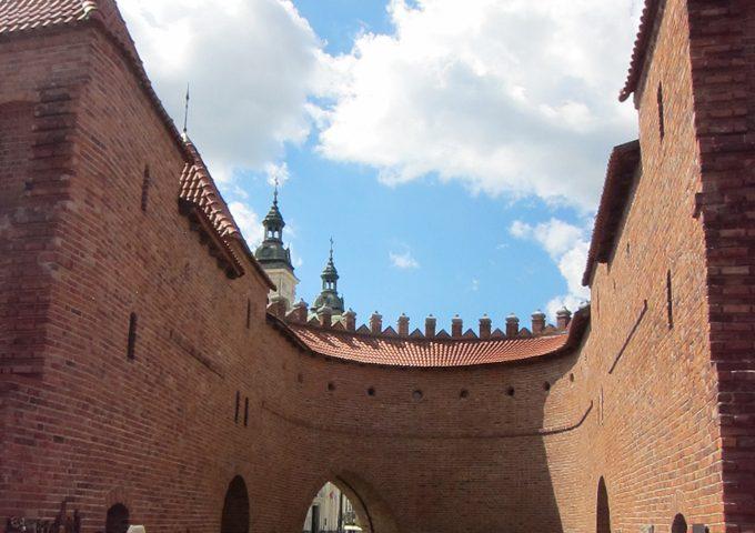 バルバカン(ワルシャワ旧市街の砦)