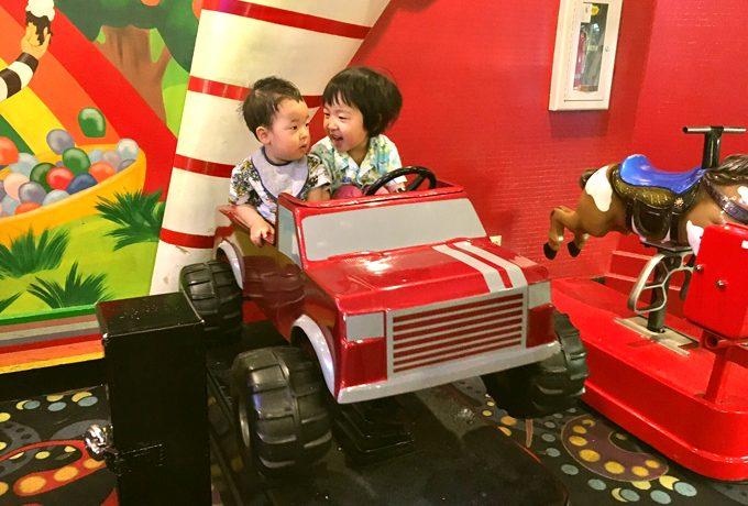 サーカス サーカス ホテル カジノの子供用ゲームコーナー