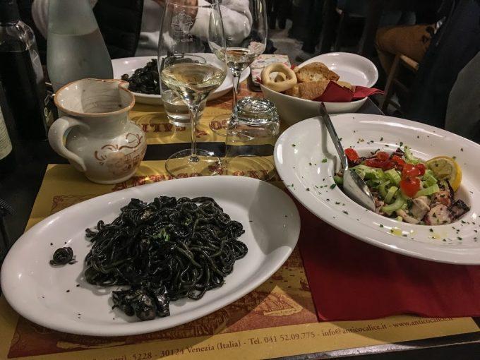ヴェネツィアの美味