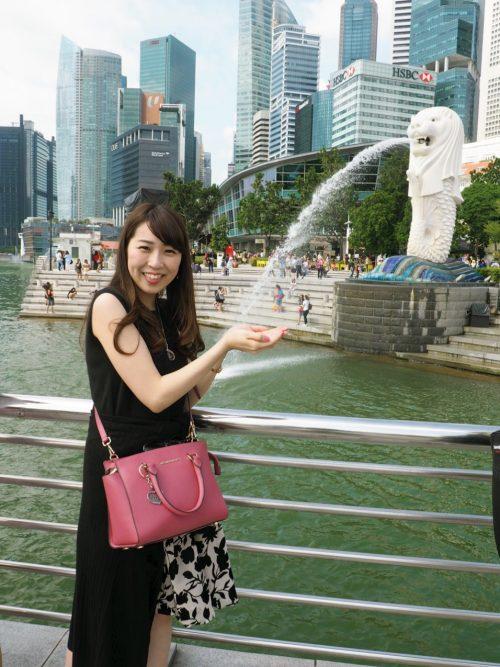 シンガポールに来ました!