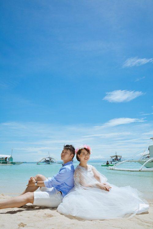 海と空と私たち