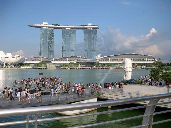 シンガポールにきました!