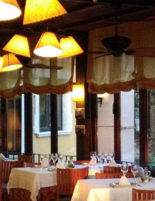 地元で人気のレストラン、LA・BOTA