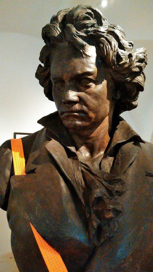 ベートーベンの足跡をおう