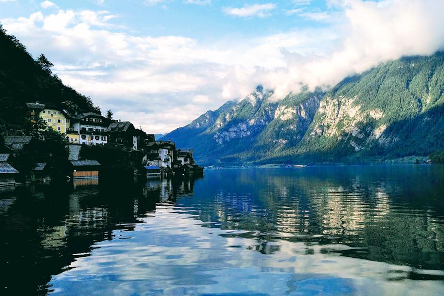 音楽を専攻している二人で、音楽三昧のオーストリア旅行になりました