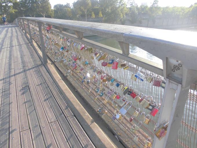 橋におまじない