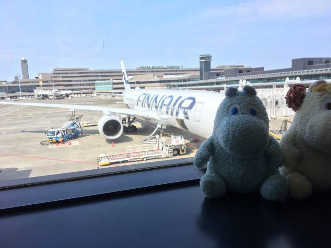 快適!フィンランド航空
