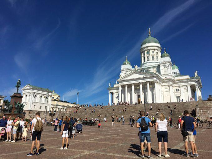 ヘルシンキ大聖堂/元老院広場