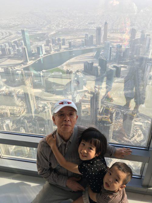 148階は実際に行くとものすごい高さです!