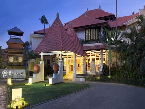 サダラ ブティック ビーチ リゾート外観イメージ