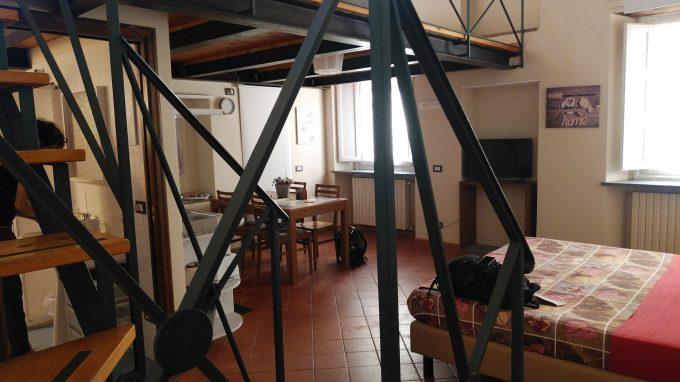 ルッカのアパート