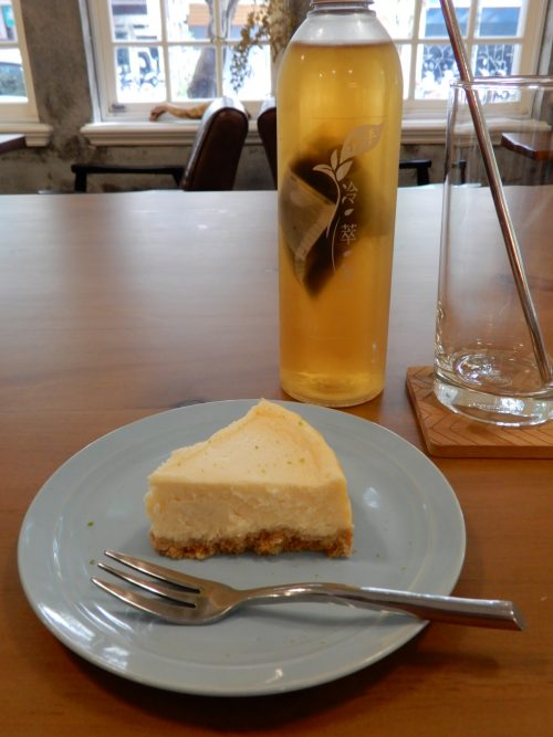中山駅の喫茶店