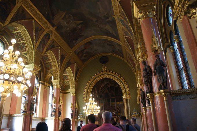 ブタペスト国会議事堂