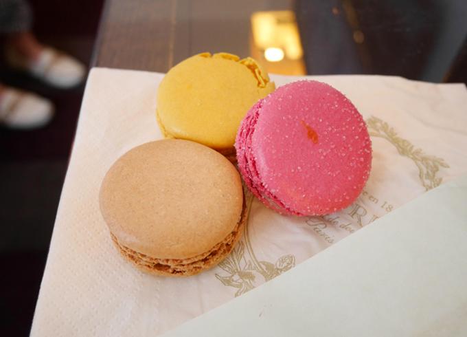 パリではカフェ巡りも目的のひとつ!