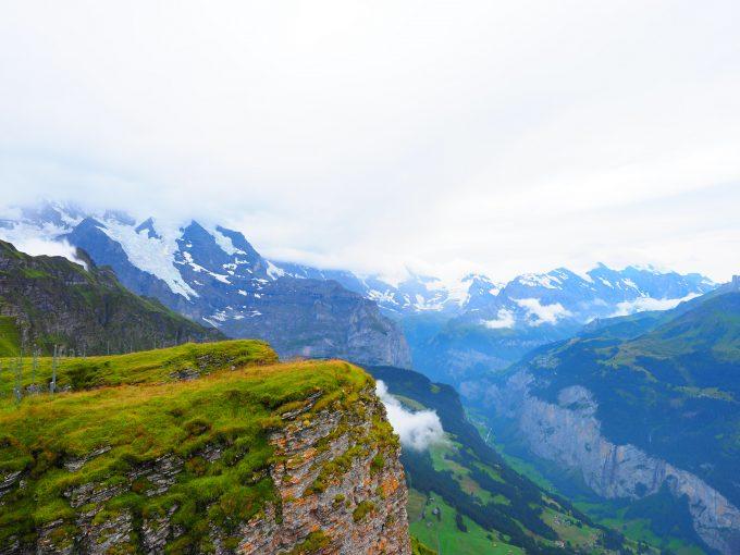 メンリッヒェン山からの眺め
