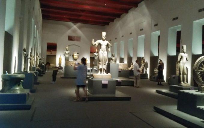 ミュージアムの風景