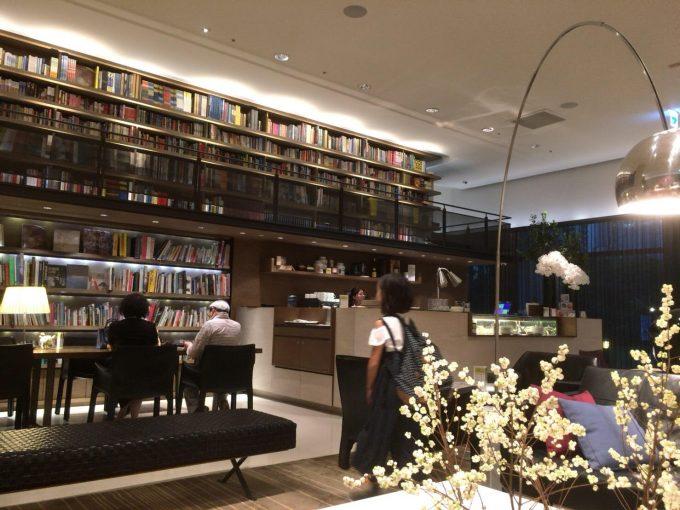 松山文創園区にある誠品書店のホテル