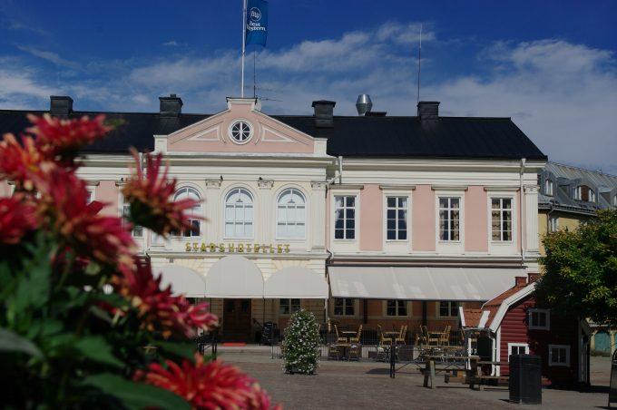 ヴィンメルビーのホテル