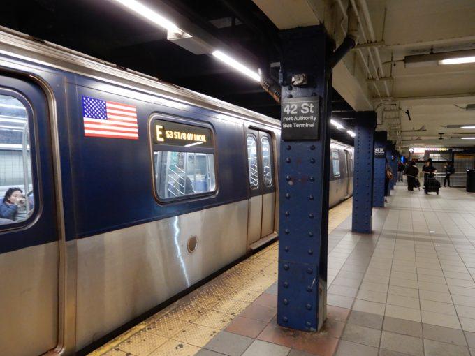 アメリカの地下鉄