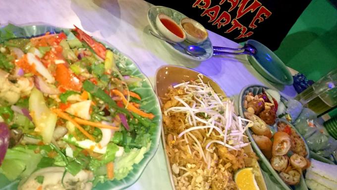 人気のタイ料理「バンタイ」