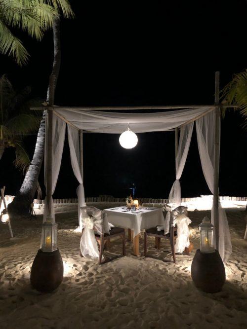 彼女大喜び「The Beach House Restaurant」